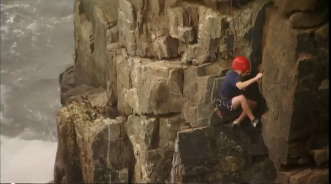 Climbing capture