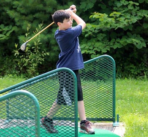 Golf shot 2 CR