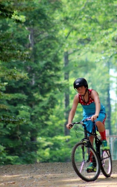 Mountain Biking shot noah C and R