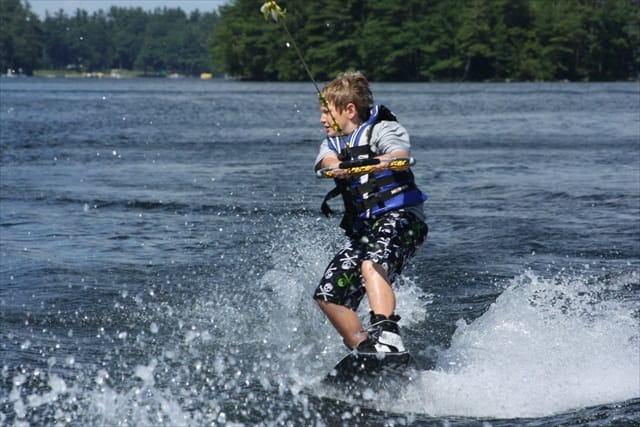 waterski save 5